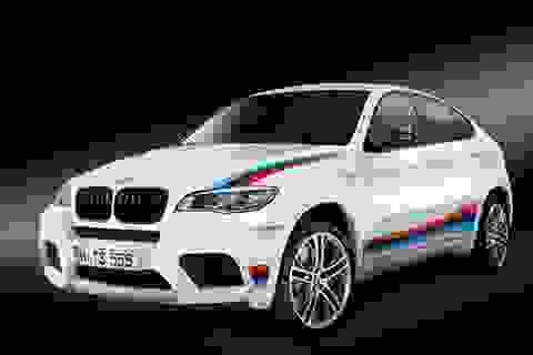 BMW X6 M Design Edition lộ diện